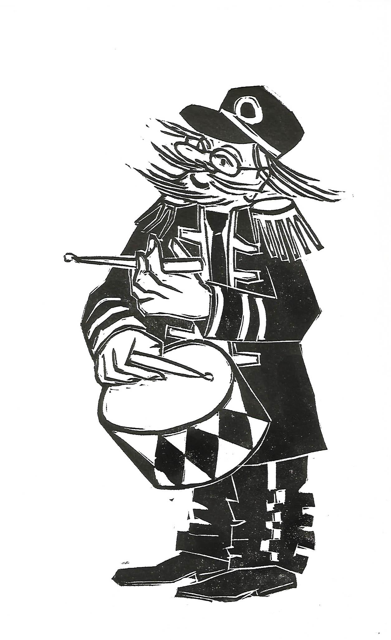 De trommelaar