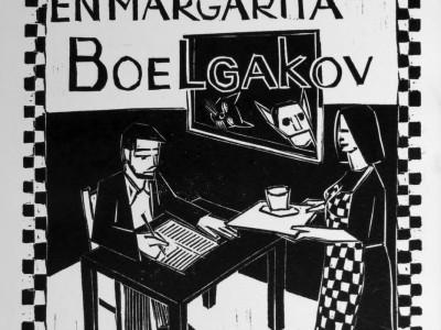 Thumbnail for Boekillustraties, Boelgakov, De Meester en Margarita