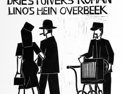 Thumbnail for Boekillustraties, Bertolt Brecht, Driestuiversroman