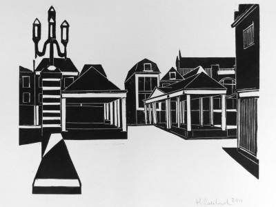 Thumbnail for Stadsgezichten, Leiden
